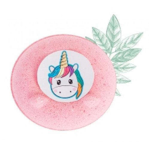 """Pretty Garden Пончик для принятия ванны """"Единорог"""" 170 гр."""