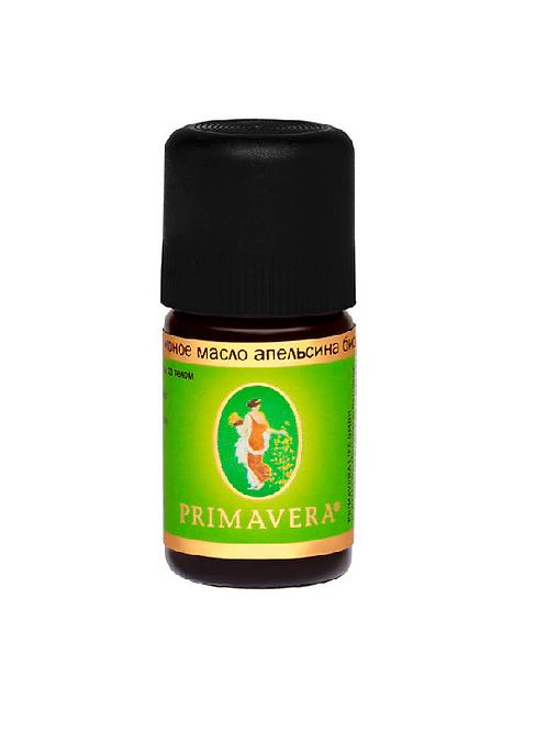Primavera Life Эфирное масло апельсина (био) 5 мл