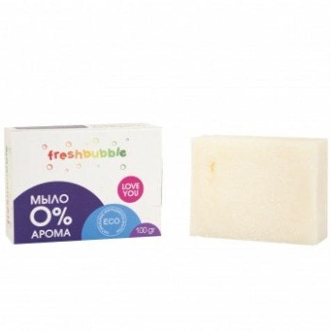 Freshbubble Экологичное универсальноe мыло без аромата 100 г