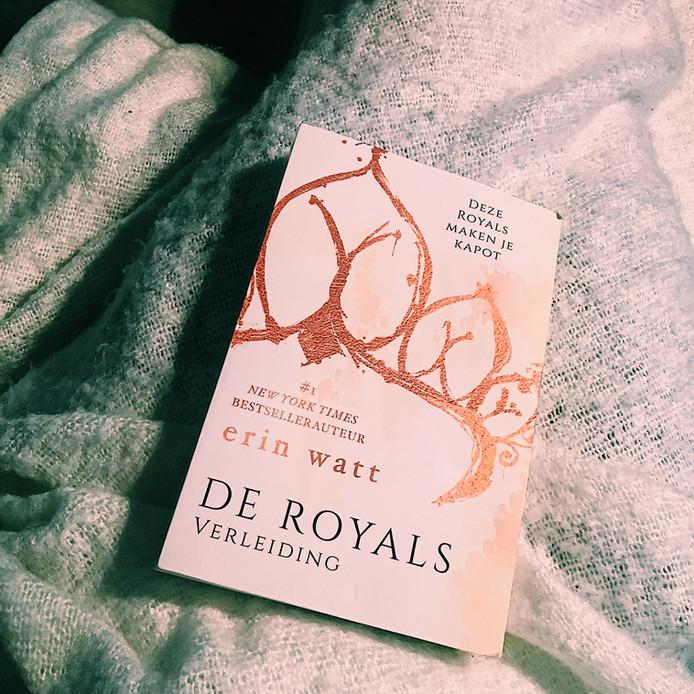 De Royals (Verleiding) - Erin Watt