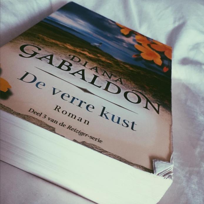 De verre kust - Diana Gabaldon