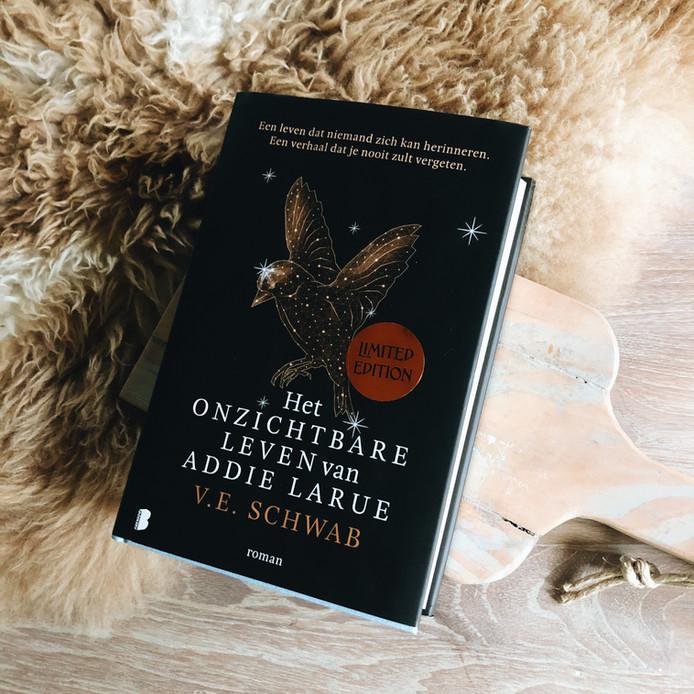 Het onzichtbare leven van Addie LaRue - V.E. Schwab