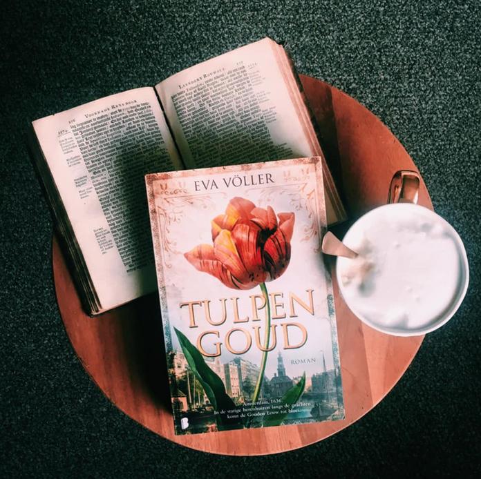 Tulpengoud - Eva Völler