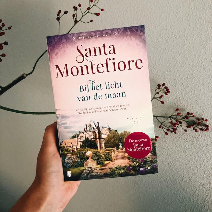 Bij het licht van de maan – Santa Montefiore