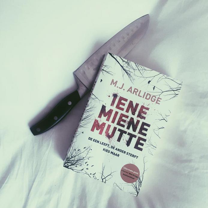 Iene Miene Mutte - M.J. Arlidge