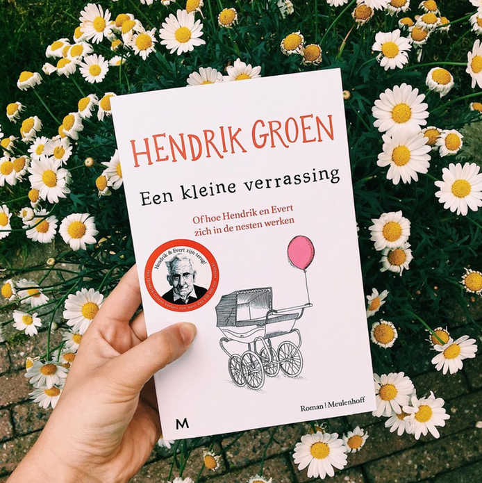 Een kleine verrassing - Hendrik Groen