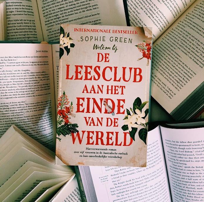 De leesclub aan het einde van de wereld - Sophie Green