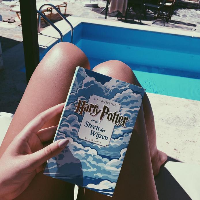 Harry Potter en de Steen der Wijzen - J.K. Rowling
