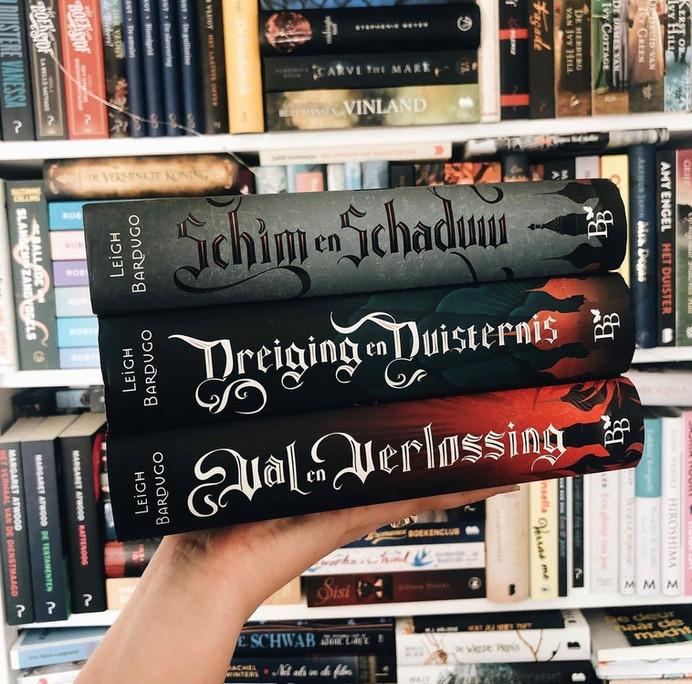 De Grisha-trilogie - Leigh Bardugo