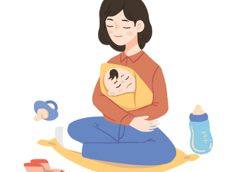 Postpartum Care with TCM: How to Optimize the Health of  You and Baby
