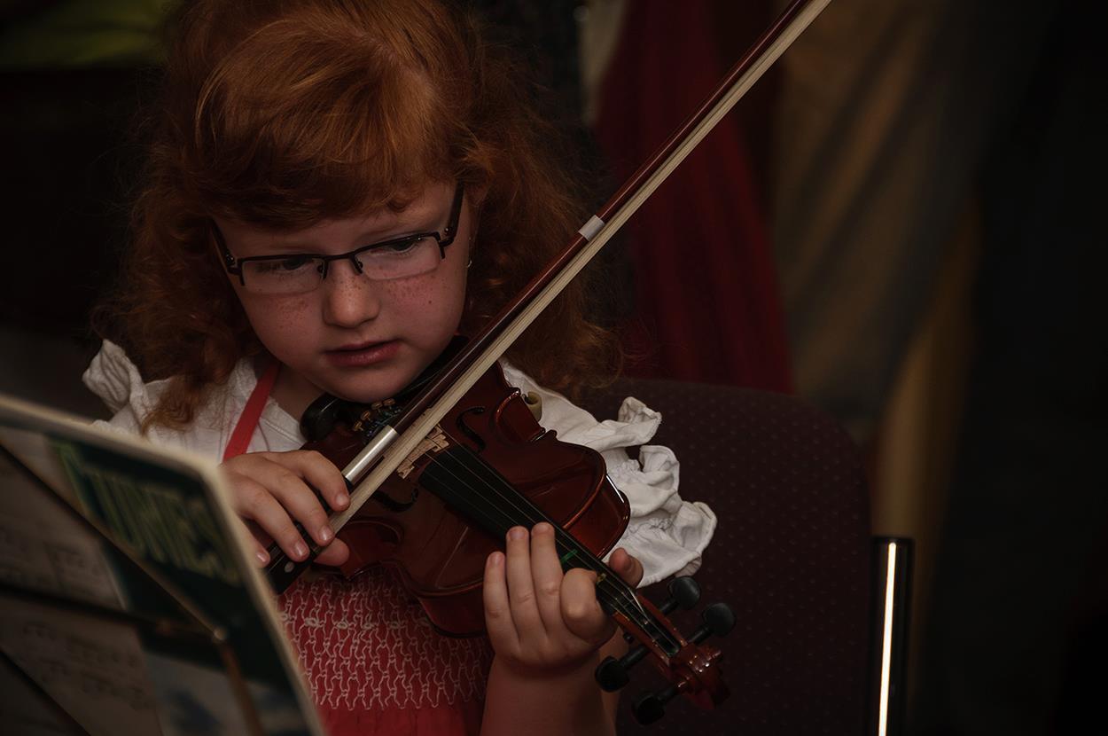 TonArt Unterricht Violine
