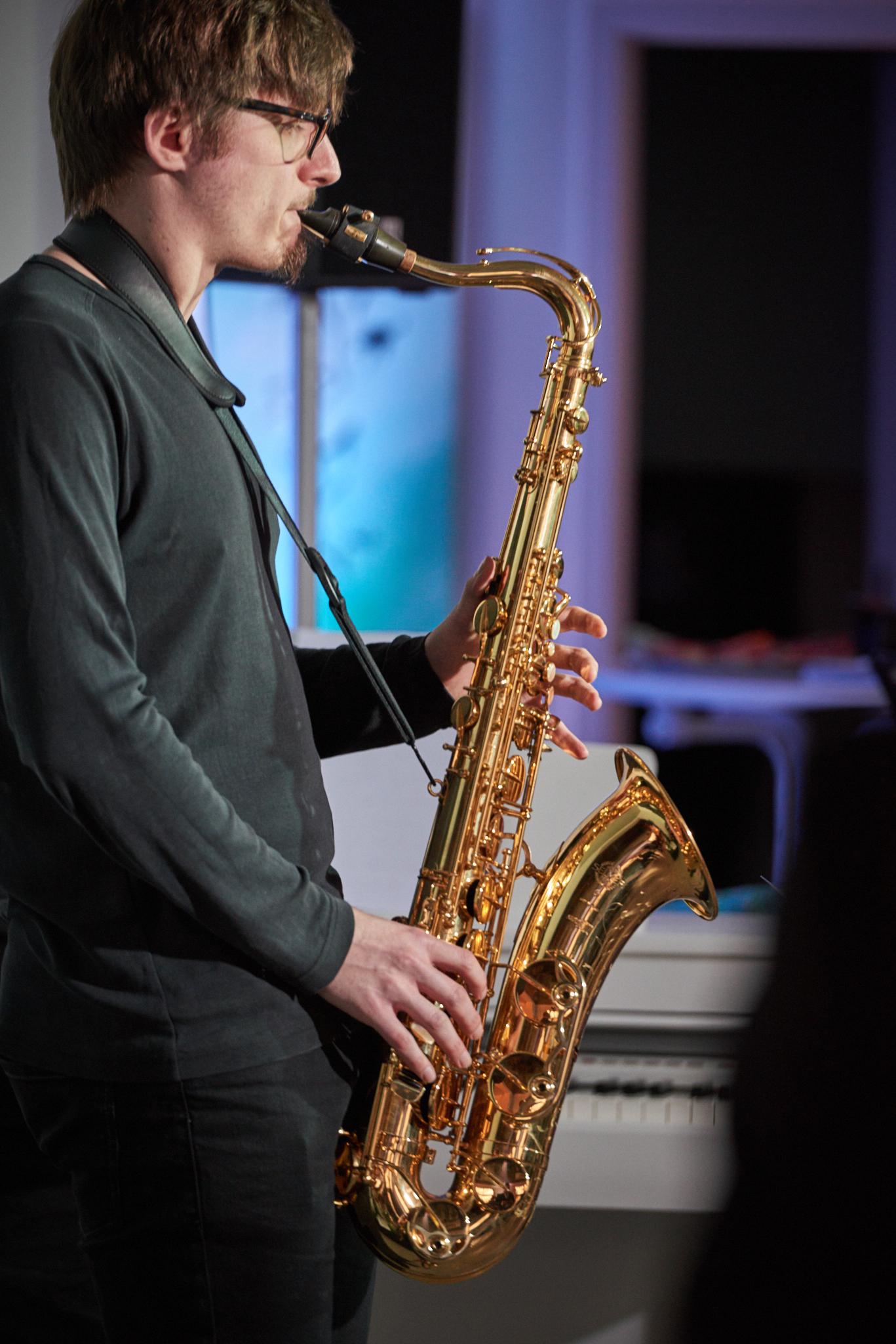 TonArt Unterricht Saxophon