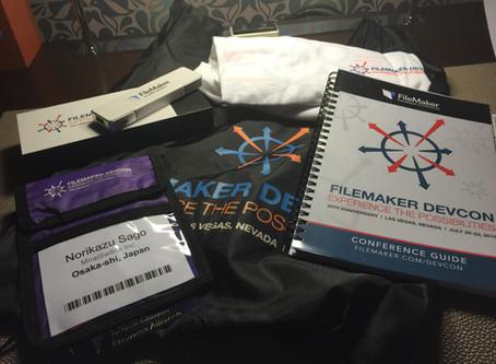 FileMaker Developer Conference 2016