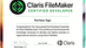 FileMaker 資格認定 の取り方