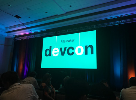 FileMaker Developer Conference 2017初日