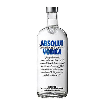 Vodka Absolut (BOTELLA)