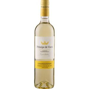 Vino blanco Chardonnay Príncipe de Viana (BOTELLA)