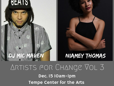 Artists for Change Vol 3