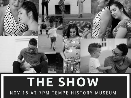 The Show By Niamey Thomas