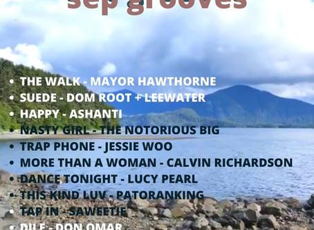 LYR - Sep grooves playlist