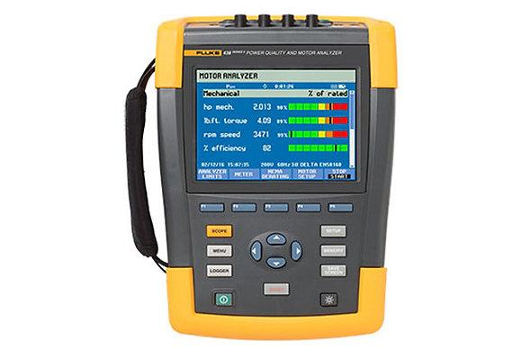 Fluke 438-II Power Quality Analyzer & Motor Analyzer