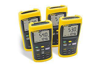 Fluke 53 II Temperature Logging Digital Thermometer