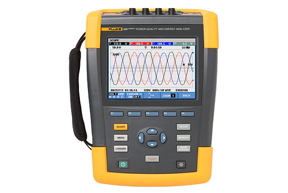 Fluke 435 Series II Energy & Power Analyzer