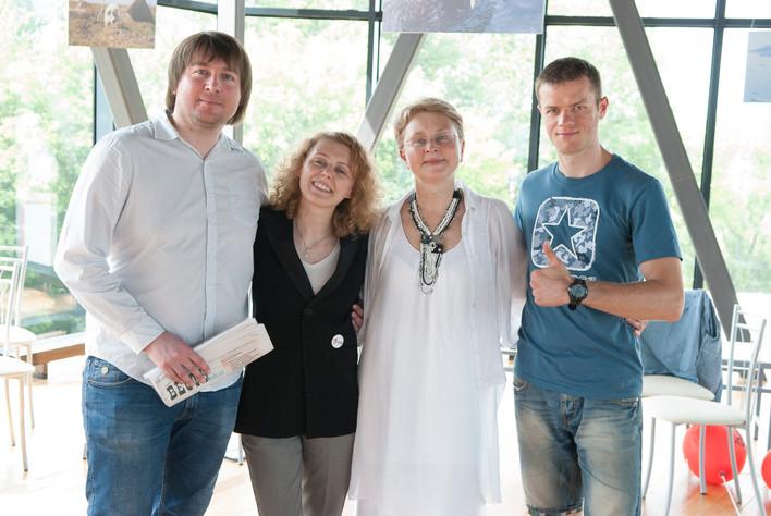 Первый региональный форум волонтеров