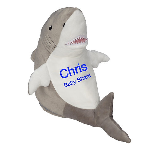 "16"" Personalized Shark"