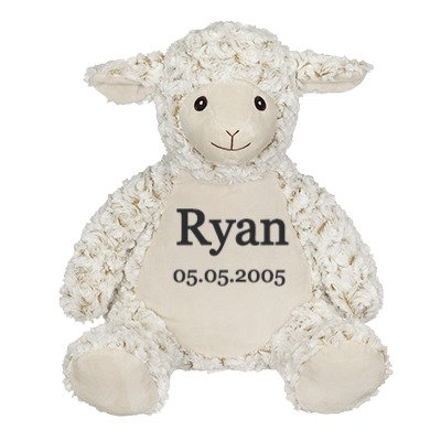 "20"" Personalized plush toy"