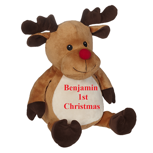 "16"" Personalized Reindeer"