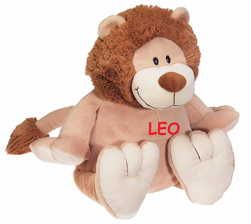 """16"""" Personalized Lion"""