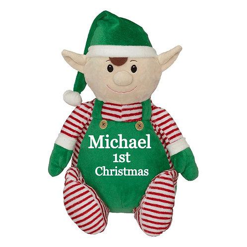 "16"" Personalized Elf"