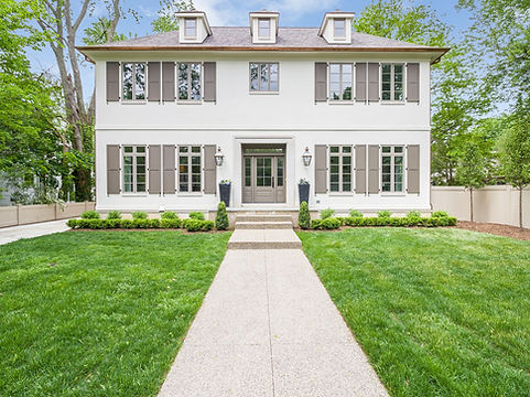 339 Chesterfield, Custom Luxury Residential Home, High-End Finishes, Single Family, Town Building Company