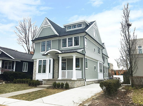 767 Purdy Beautiful Home custom built, Residental Town Buildng Company