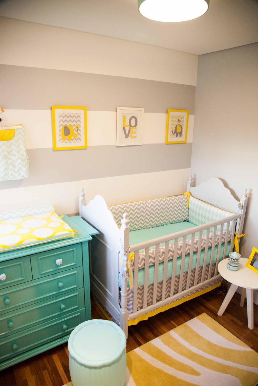 quarto de bebê - menino