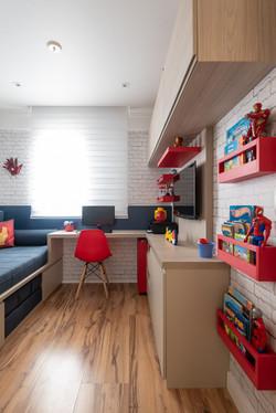 dormitório infantil - menino