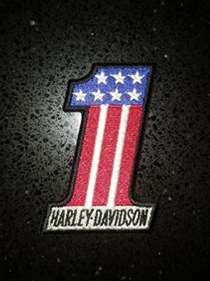 Harley #1 Patch