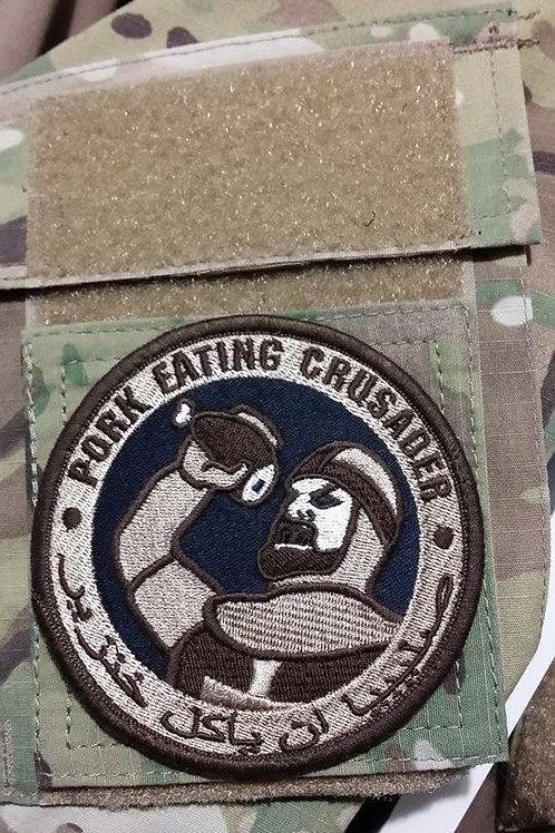 Pork Eating Crusader