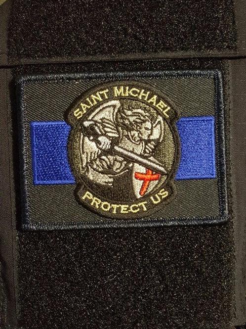 St Michael Thick Blue Line