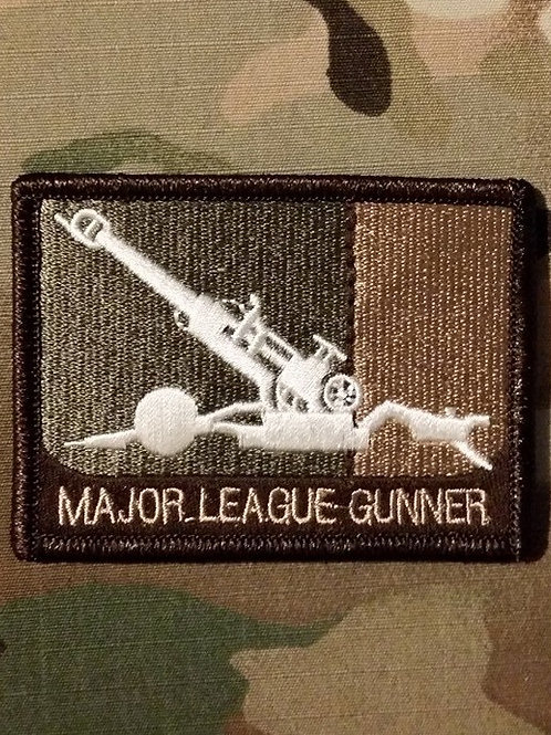 Major League Gunner