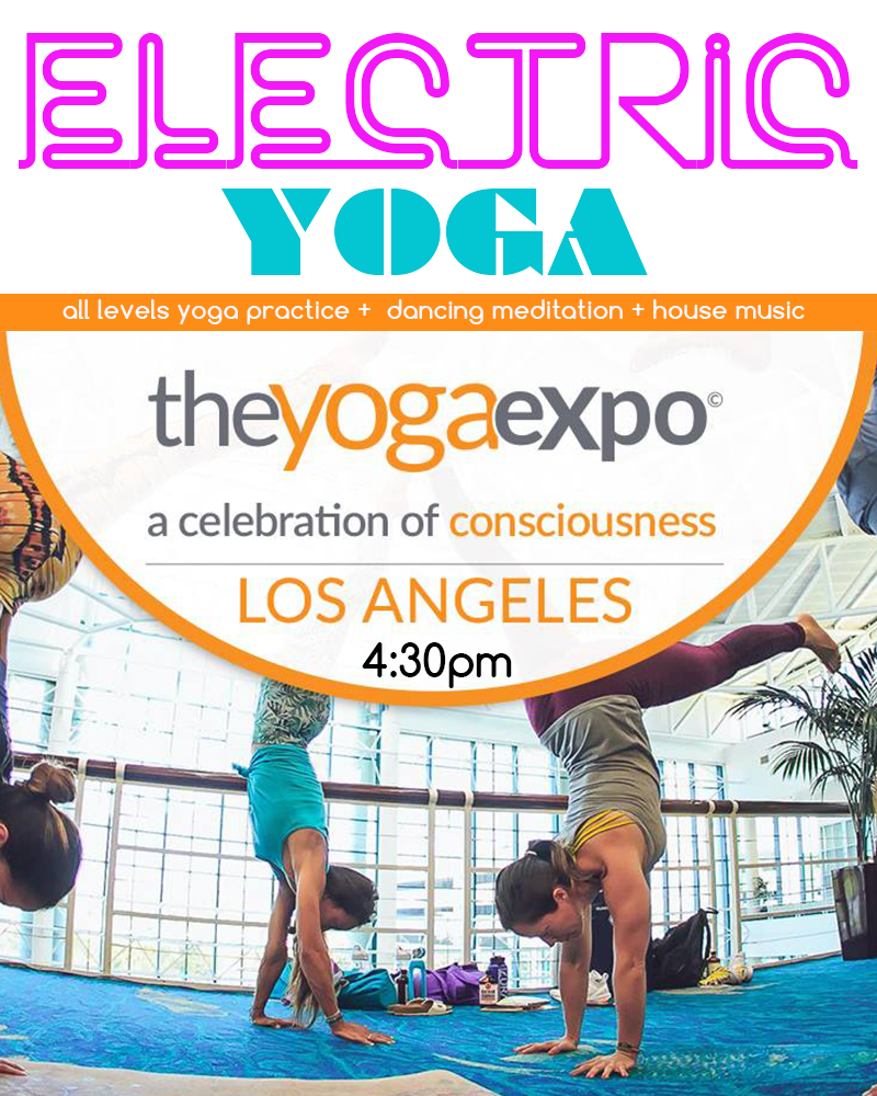 EY Yoga Expo