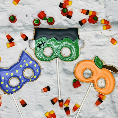 Cookie Masks