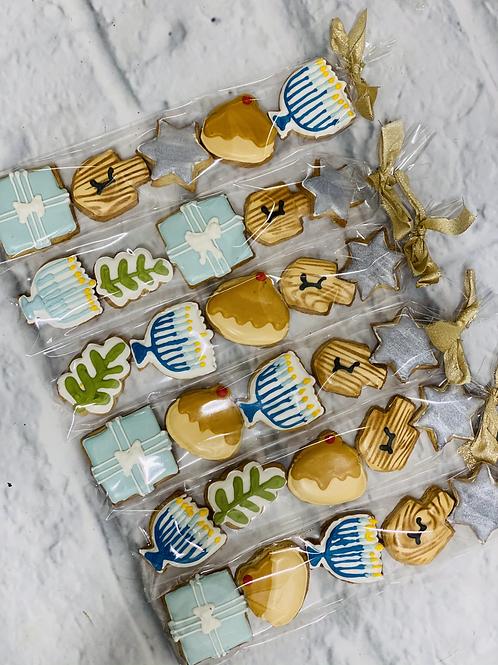 Hannukah Cookie Sleeve