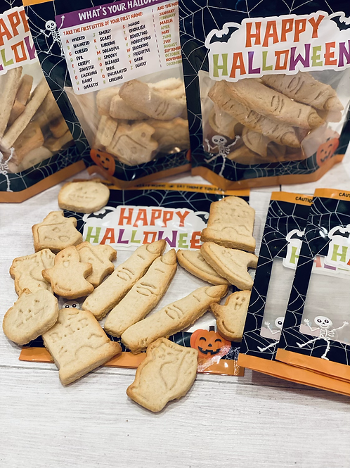 Halloween Cookie Pack