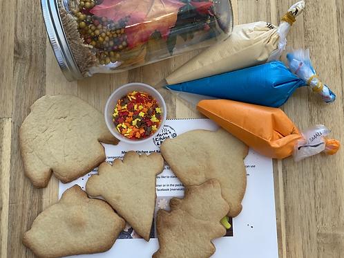 """DIY """"Seasonal"""" Cookie Sets"""