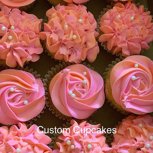 12 Cupcakes of the Day