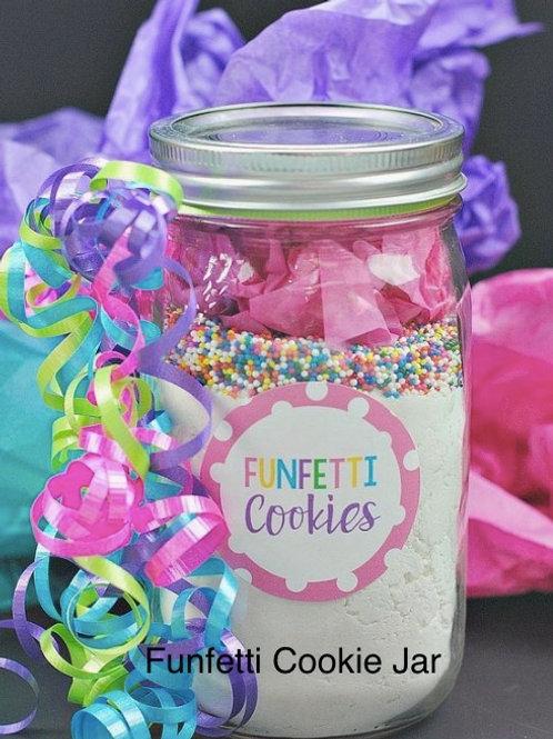 Cookie Set in Jar