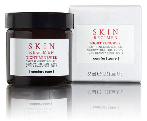 Skin regimen Night renewer