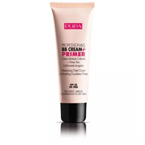 Pupa BB cream + primer 02 50ml (dark, oily skin)